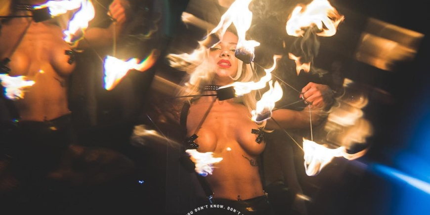 Cirque le Soir Ganton Street London