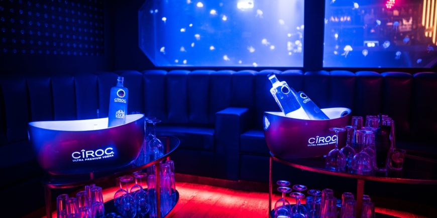Cirque VIP Table Booking