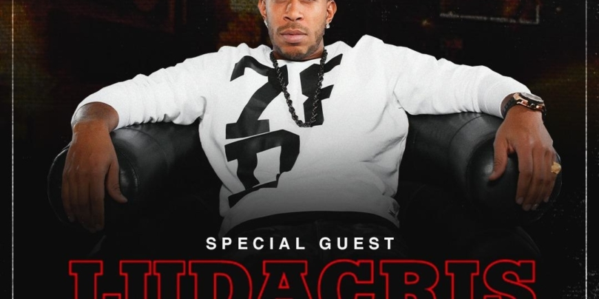 Ludacris At London Reign Show club