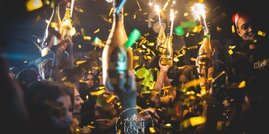 new year's eve parties at london nightclub